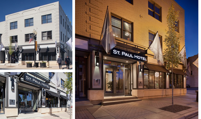 Local Dining Attractions Near St Paul Hotel